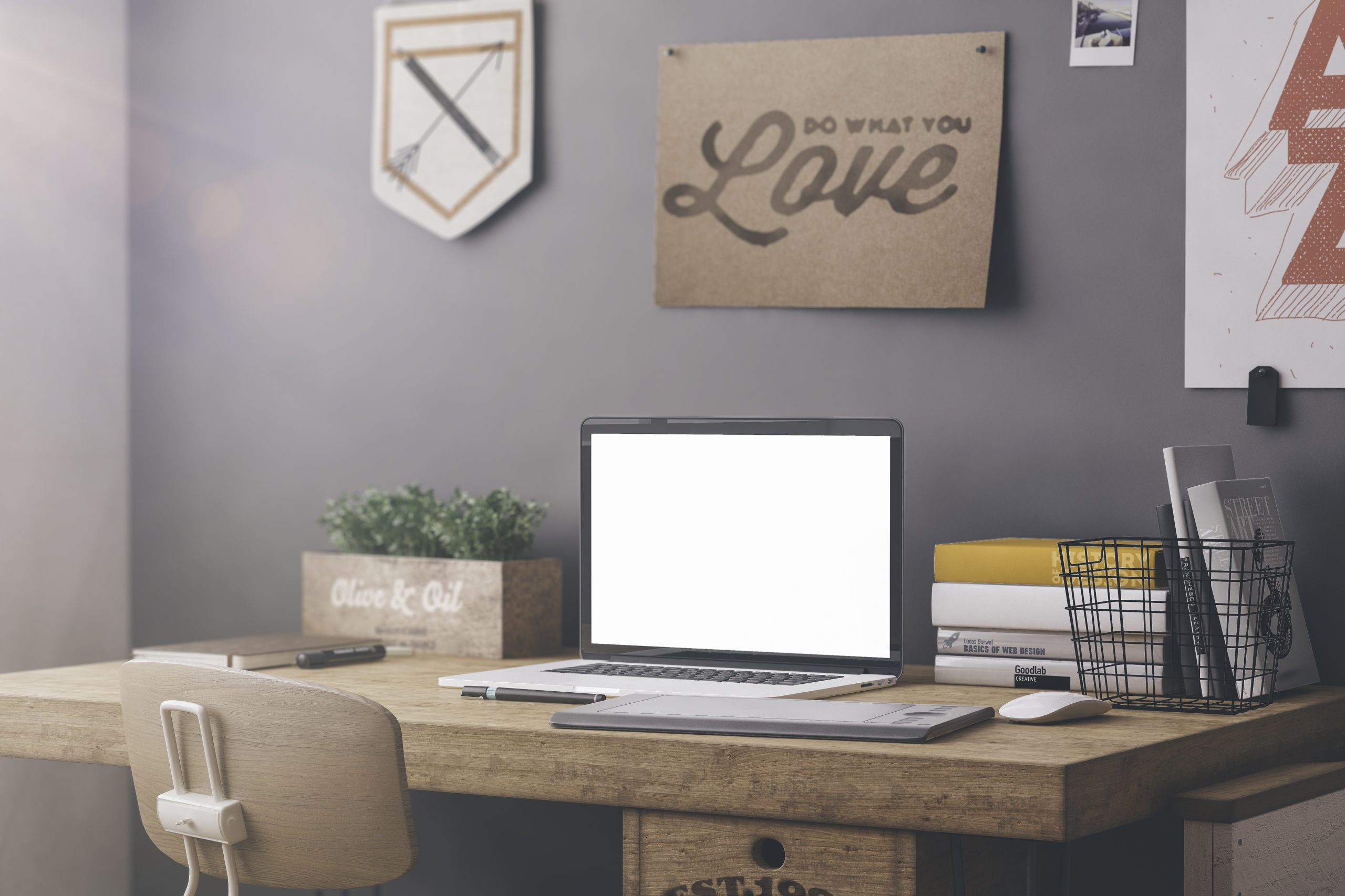 Do What You Love Workspace