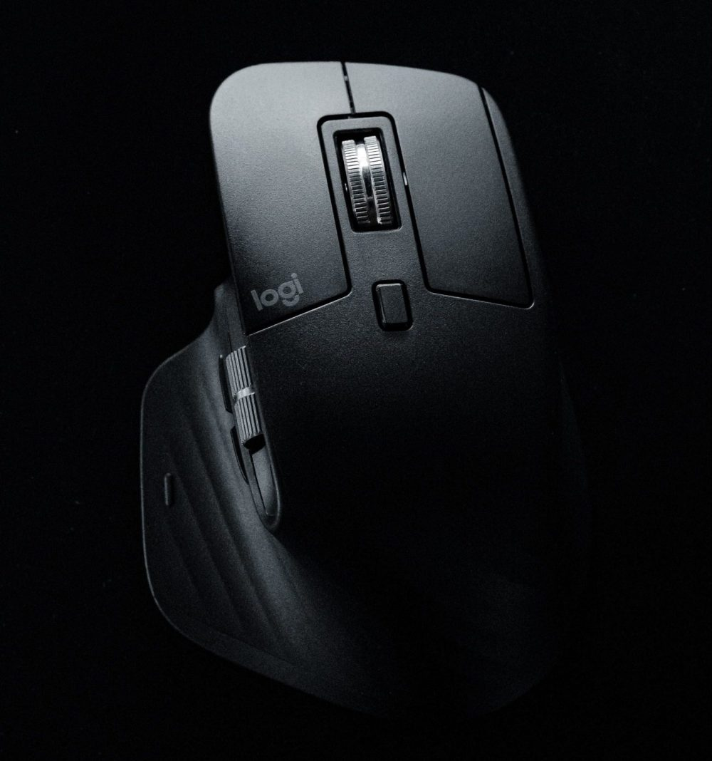 Stylish Mouse With Wheel